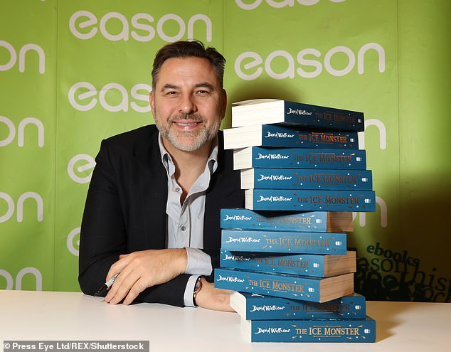 In November 2019, Walliams joined a shortlist of authors, including JK Rowling and Dame Jacqueline Wilson, for selling over £ 100m in books