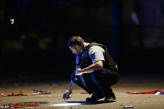 This Fouth of July holiday weekend was a particularly violent one in The Windy City, where at least 17 people were fatally shot