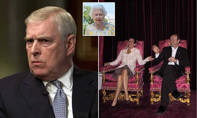 RICHARD KAY: Prince Andrew's silence is ruinously damaging his mother