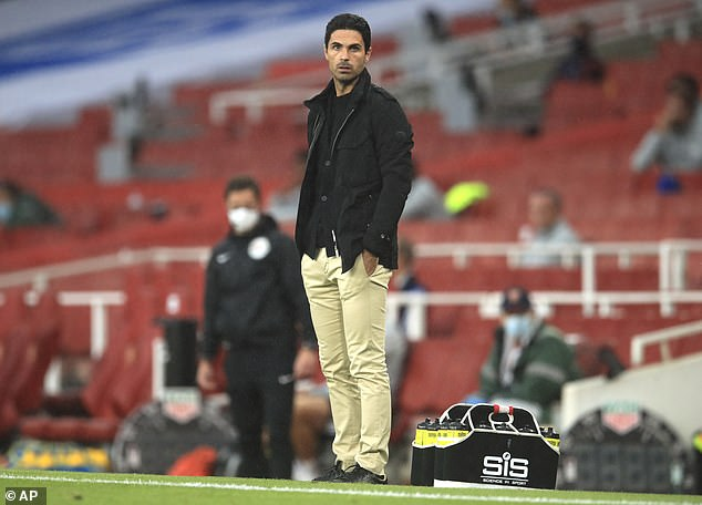 But new manager Mikel Arteta has certainly set a marker to change the culture of the club