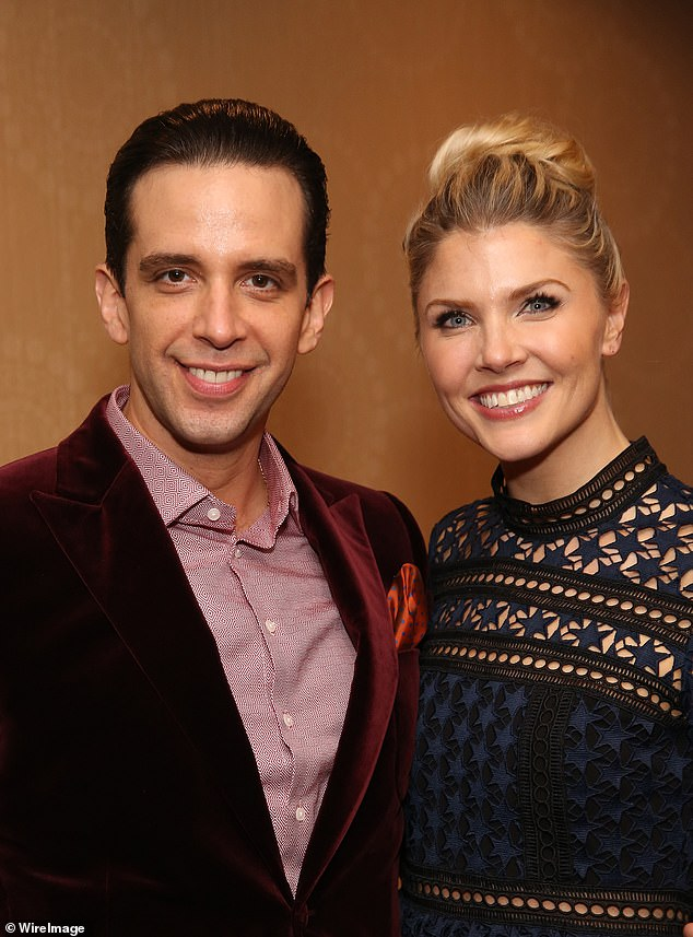 Kloots and Cordero (pictured in 2016) began dating shortly after meeting one another while star in Bullets on Broadway. They became engaged in March 2017 and married in September the same year