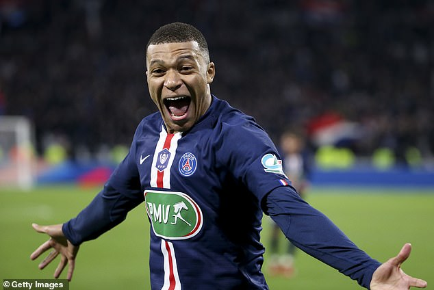 Kylian Mbappe has put contract talks on pause with PSG as he waits for Real Madrid interest