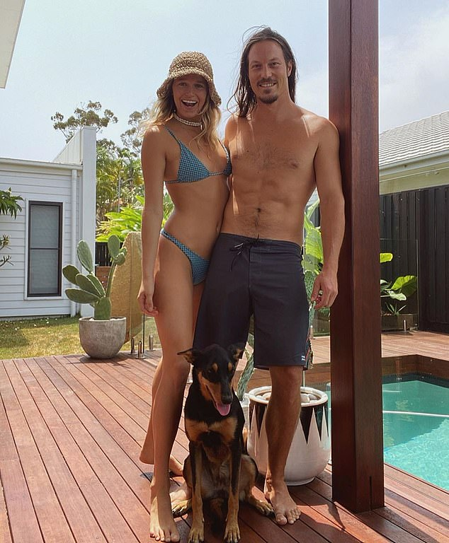World champion snowboarder Alex 'Chumpy' Pullin (pictured with his girlfriend Ellidy Vlug) drowned while spearfishing on the Gold Coast