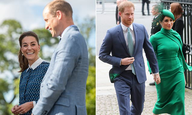 Prince William and Kate Middleton may benefit from cut-down monarchy