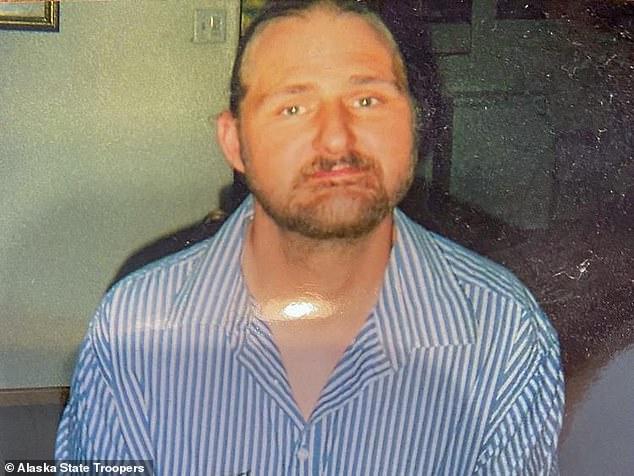 Gardnerbecame the prime suspect in Daniel Buckwalter's (pictured) presumed murder in August 2015