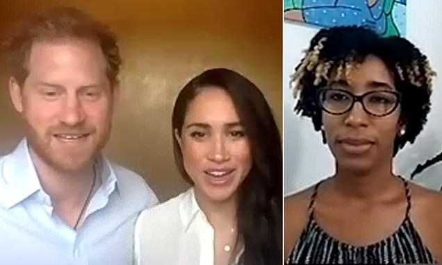 Participant of Prince Harry and Meghan Markle phone call