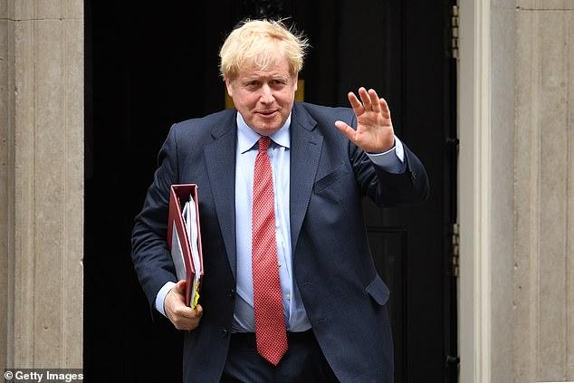 A spokesman for Boris Johnson today described the announcement as 'the wrong decision'