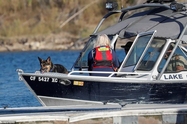 Two German Shepherds from the California Rescue Dog Association have also been added to the expanding search party for Rivera, the Ventura County Star reports