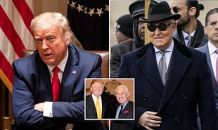 Roger Stone says he does not want a pardon but thinks Donald Trump will commute his jail sentence amid mounting speculation of Friday night clemency order days before he is due to report to federal prison