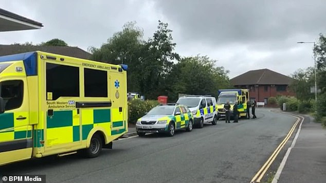 A spokesman said:'Everybody at the nursery is heartbroken by this terrible event and the loss of a well-loved staff member'