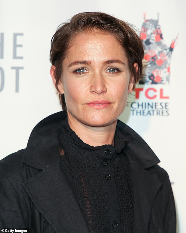 Bianca Butti (pictured in 2018), 38, is a cinematographer living in Los Angeles. Heard and Butti were first seen in public in May