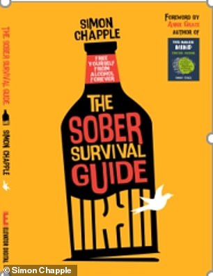 Simon Chapple is the author of The Sober Survival Guide (pictured)