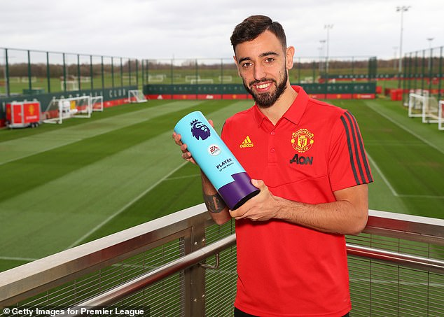 Does Bruno Fernandes keep his No 1 spot in latest Power Rankings?