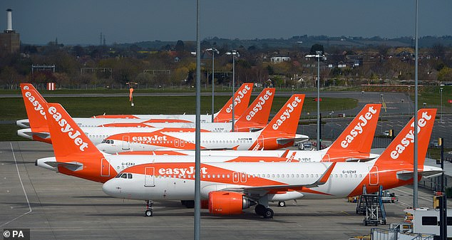 EasyJet has been accused of preparing to make pilots redundant based on their sickness record as the airline prepares to cut 4,500 jobs
