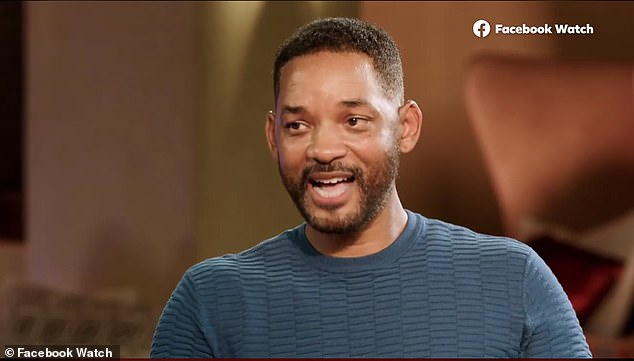 `` It all started with him, just need help '': the actress explained that she and Will had become friends with August 27 through their son Jaden and that they wanted to help him improve his mental state.