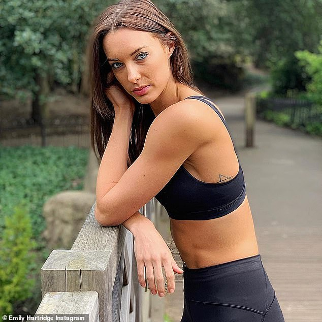 Emily Hartridge was driving her electric scooter on a busy roundabout in Battersea, south-west London, when she was hit by a truck and killed a year ago today