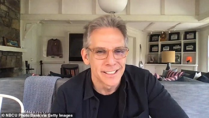 "Ben Stiller reveals he's had 'people say, ""You should edit Donald ..."