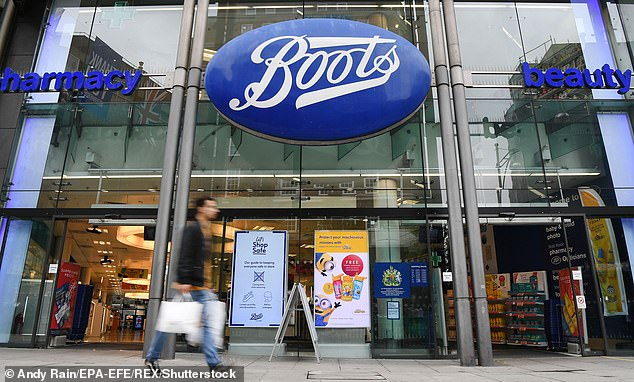 John Lewis and Boots axed 5,300 jobs and announced permanent store closures last week
