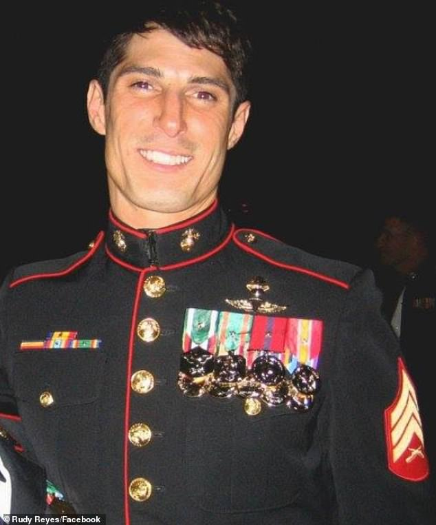 In a piece for Medium, the former US Marine said that 'some of the worst suffering he went through' was when he returned home and was no longer fighting alongside his 'brothers'