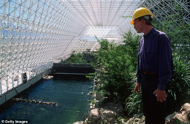 These days, Biosphere 2 is still being used for experiments, but less so on humans. Run by the University of Arizona, it has researchers from around the world visit to study ecosystems