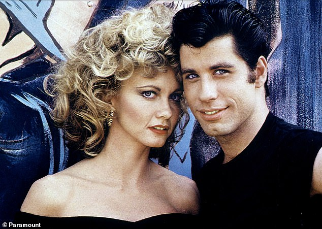 Grease is the word: the duo played the love interests crossed between the stars Danny Zuko and Sandy Olsson
