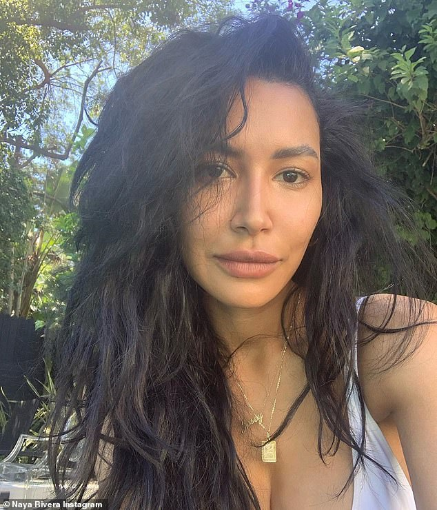 'The way that she loved her boy, it was truly Naya at her most peaceful,' the Sick of My Own Voice host commended in a heartfelt Instagram post