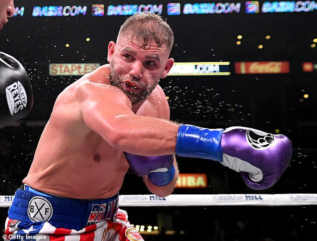 Billy Joe Saunders may never get to fight Saul Alvarez after rejecting to do so in September