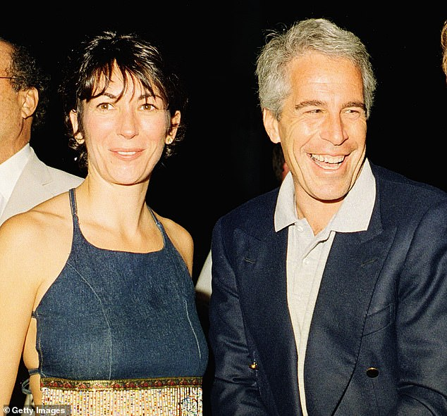 Maxwell is accused of grooming girls as young as 14 for Epstein to abuse between 1994 and 1997, a period when she was his girlfriend. She faces up to 35 years in prison if found guilty of the charges, as prosecutors successfully argued that along with her three passports, connections to some of the world's most powerful people and her own fortune of more than $10 million - Maxwell had every incentive to try and flee