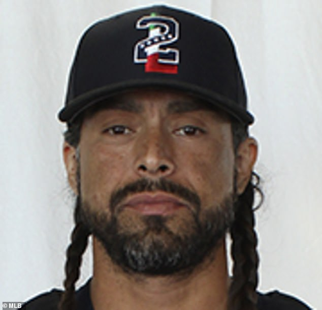 Sergio Mitre, a native of Los Angeles, was also arrested in August 2019 on a domestic dispute incident at a hotel in Mexico but charges were later dropped