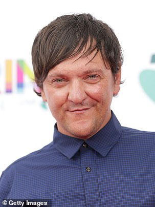 Pictured: Chris Lilley in 2014
