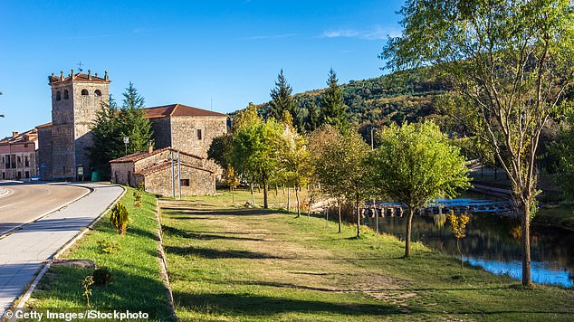 The inhabitants of Salduero (photo, image) - which is in the region of Castile and León - slammed the decision to go ahead with the summer camp