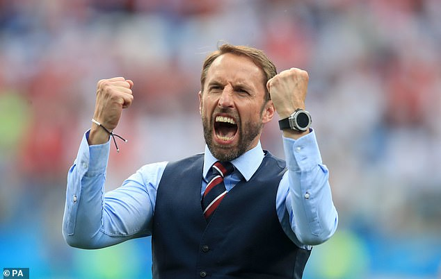 It could be the perfect Christmas present for Gareth Southgate and millions of fans in England