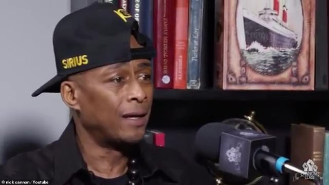Former Public Enemy member Richard 'Professor Griff' Griffin was kicked out of the rap group in 1989 aftersaying Jews were 'wicked' and were responsiblefor the majority of the wickedness in the world'