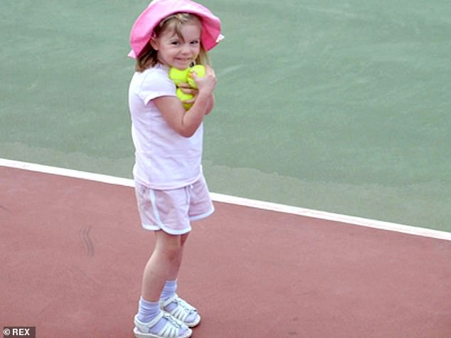 Madeleine McCann, pictured, disappeared from her family's vacation home in Praia Da Luz on the Algarve in May 2007