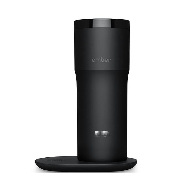 Jenny was impressed withEmber Temperature Control Travel Mug 2 (pictured), which keeps your drink at the perfect temperature