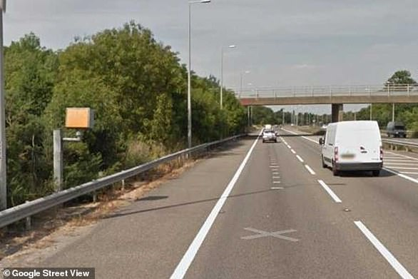 The A3 Esher bypass in Surrey racks up 12,726 tickets and £1.27 million in fines