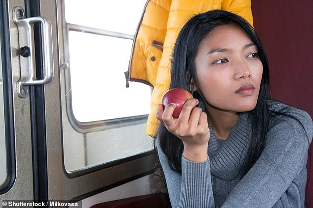 EAting food on public transport is also banned under the restrictions
