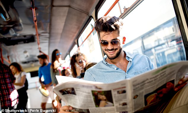 The restrictions, which operators could bring in from July 13, could also see the reading of newspapers on buses and trains banned