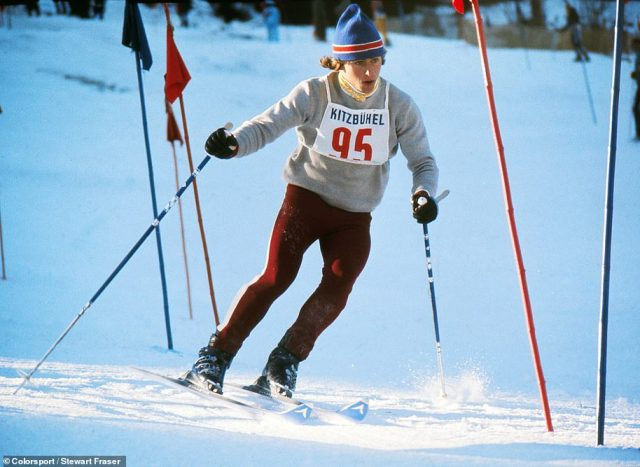 Beatrice's new father-in-law holds both British and Italian citizenship andcompeted for Great Britain as a skier at the 1972 Winter Olympics