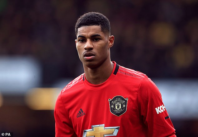Rashford's candidacy will be approved unless anyone with an objection shows up