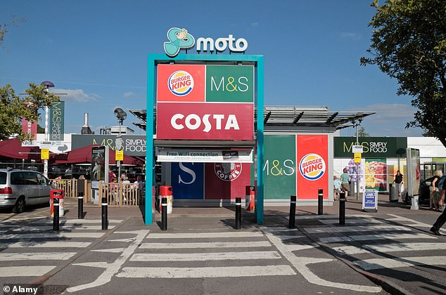 McMeikan said Moto has taken the lead this weekend with an 8p cut in petrol prices at five of its sites, slashing the cost of a tank of fuel by more than £4