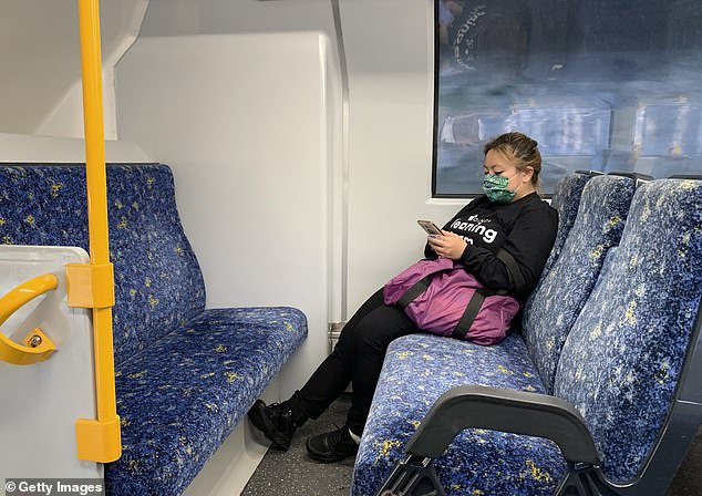 NSW Transport Minister Andrew Constance urged commuters to work from home when they could, and to avoid public transport where possible