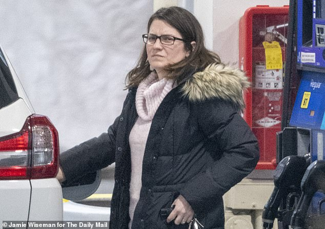 Anne Sacoolas, 43, the wife of a US intelligence official based at RAF Croughton, was able to return to her home country following Mr Dunn's death