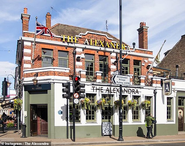 As many as 484 hopefuls applied for two £9-an-hour positions at the Alexandra pub in Wimbledon, southwest London