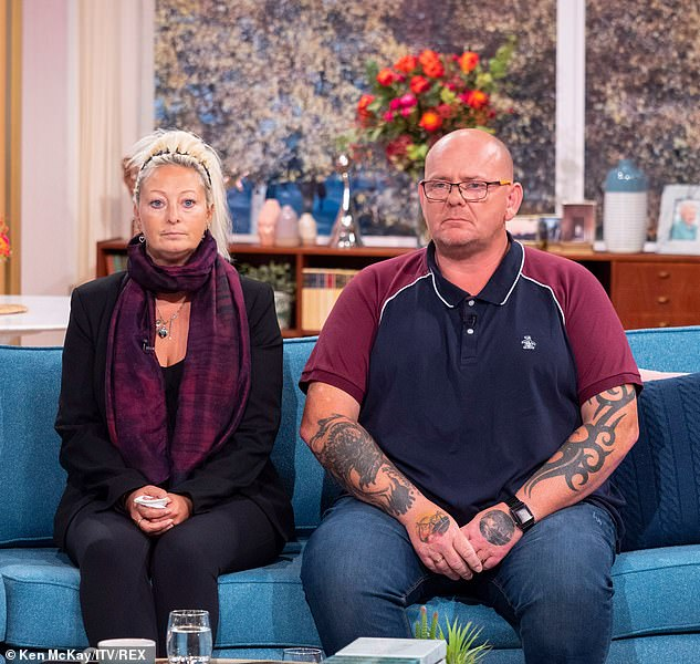 Charlotte Charles and Tim Dunn have continued to call on the government to bring Ms Sacoolas back to the UK