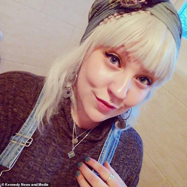Kiri, 23, admits that alopecia completely changed her and that she was scared to go to her nightclub promotion job in case anyone noticed she was wearing a wig