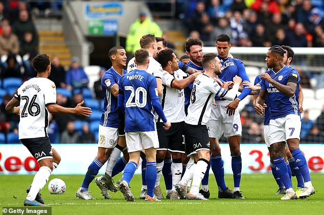 Cardiff and Swansea to fight for final play-off spot but Bluebirds have the upper hand