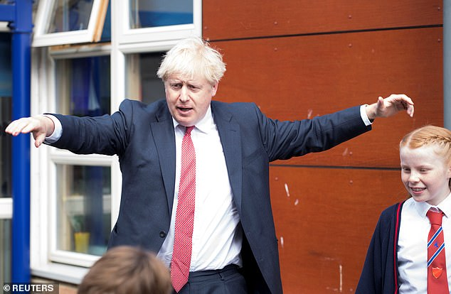 Boris Johnson has come under criticism for delaying the publication of a report about alleged Russian meddling in the Brexit referendum