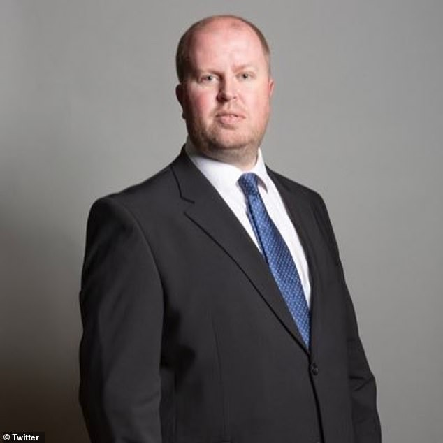 MP Rob Roberts was today at the centre of a probe into texts propositioning an intern