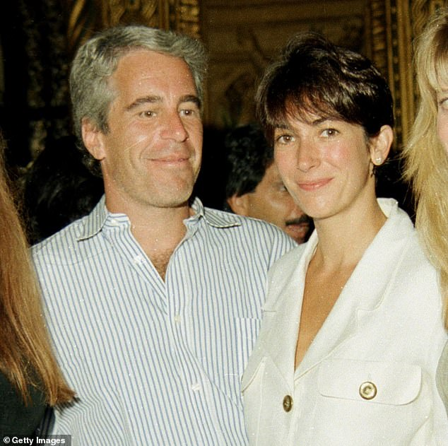As DailyMail.com revealed exclusively last week, a trust that owns land all around the Phippin House took the pair to court in a bid to prevent them from using the trust's land. The trust took the action after discovering Maxwell's past and the accusations that she procured girls, some as young as 14, for Epstein's perverted pleasure